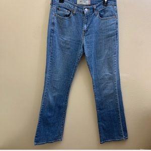 Levis  513 Bootcut Jeans Size 8 S